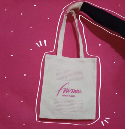Canvas bag di Frisson